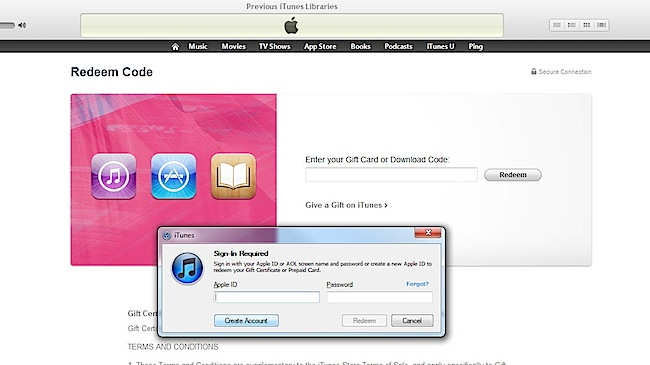 Inst-7 in How to Create a US iTunes Account