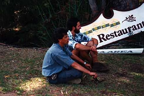 062-Leeuwin – Diana Ross Concert 1992 -Billy Snadden, Keith.jpg