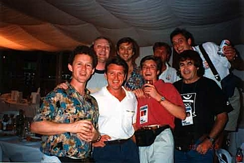 075-Barcelona 1992 - Chris Young, Steve Quartly, Marshall T.jpg
