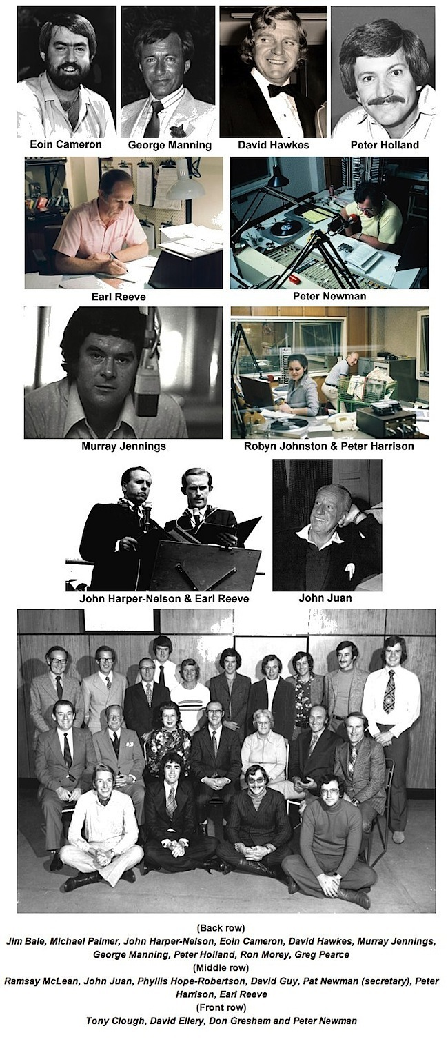 A history of australian broadcasting commission