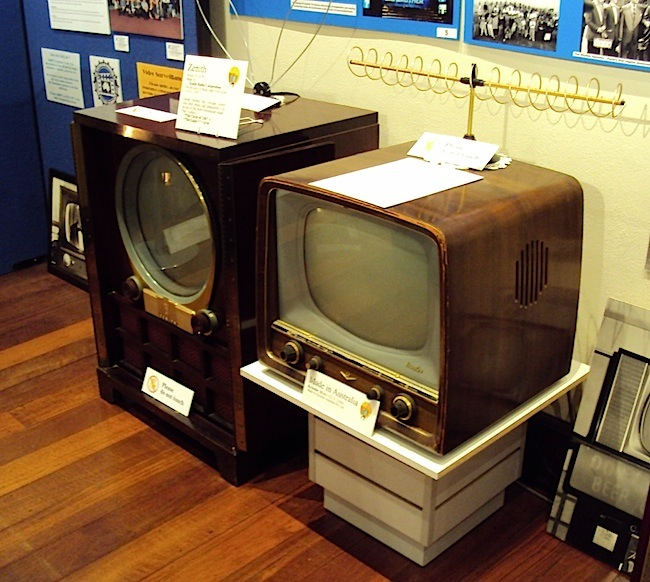 TV6-14-1949 US Zenith and 1956 Australian Kriesler.jpg